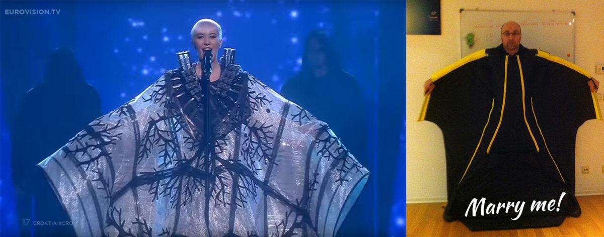 Nina Kraljić Eurovision 2016 Bozidar Pergar